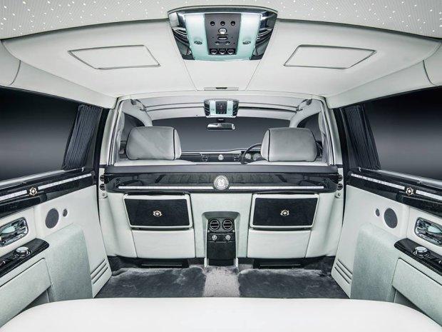 Rolls-Royce Phantom Zahra