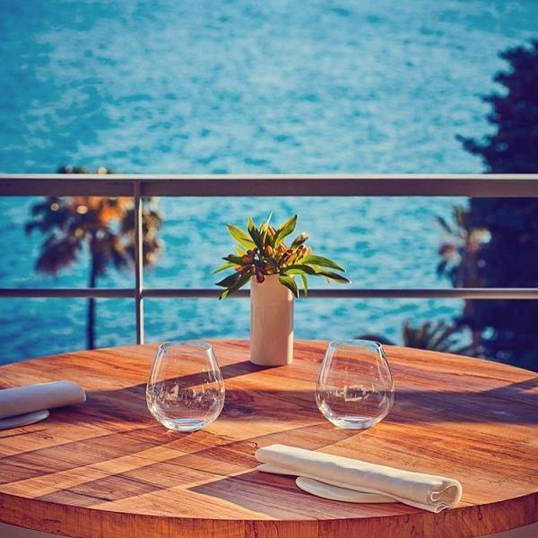 Mirazur, zwycięzca rankingu World's 50 Best Restaurants