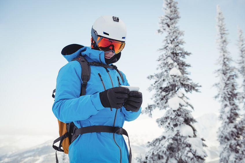 Zdjęcie numer 1 w galerii - Aplikacje w telefonie, które przydadzą ci się na nartach