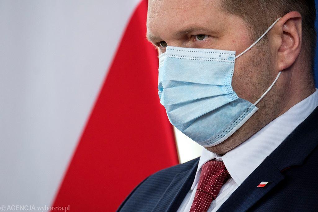 Minister Czarnek o nowym ładzie