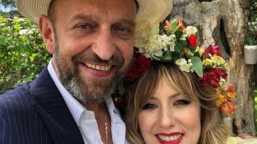 Janusz Chabior z żoną