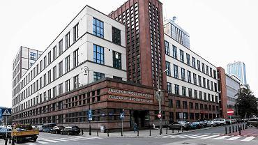 Na terenie, który chce sprzedać Orange, stoi m.in. gmach Poczty i Telegrafu z 1931 r.