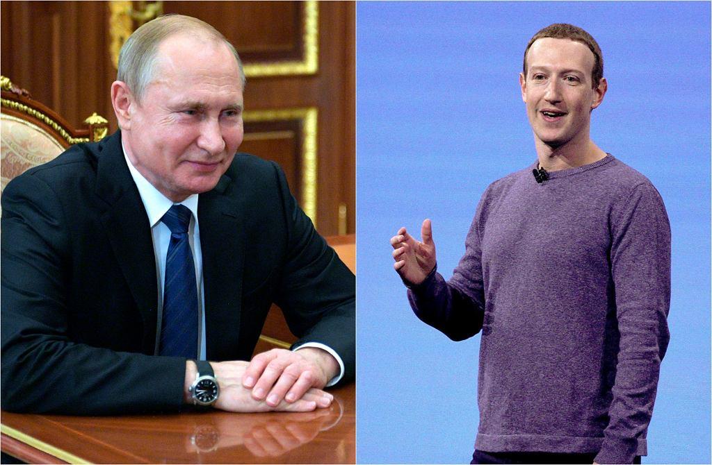 Putin vs. Zuckerberg