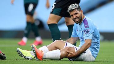 Manchester City wytypował następcę Aguero. Są gotowi wydać wielkie pieniądze