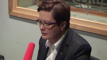 Katarzyna Lubnauer z Nowoczesnej