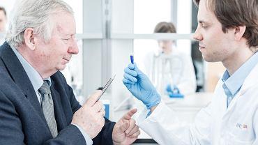 Polska firma opracowała szybkie i tanie testy na koronawirusa