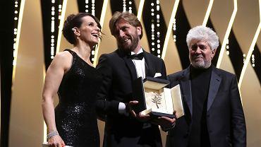 Cannes 2017. Ruben Ostlund ze Złotą Palmą
