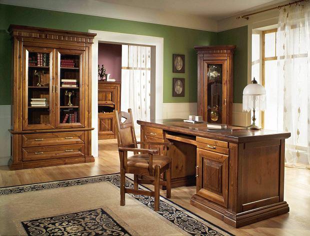 Wnętrza: wokół biurka