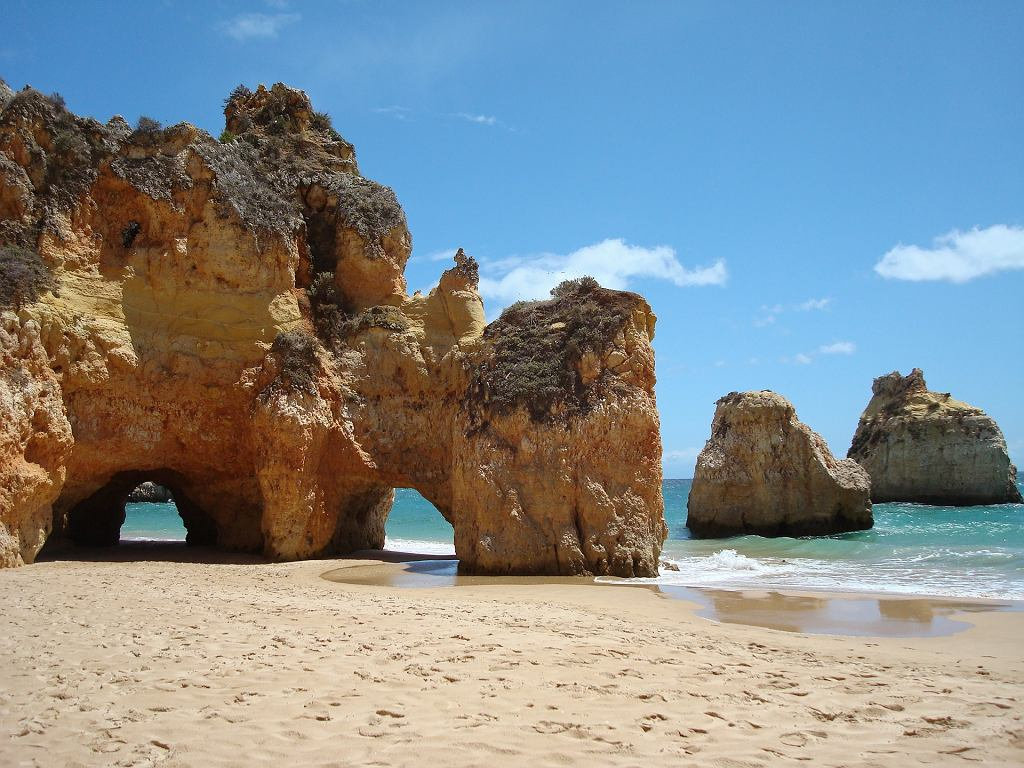 Plaża w Portugalii
