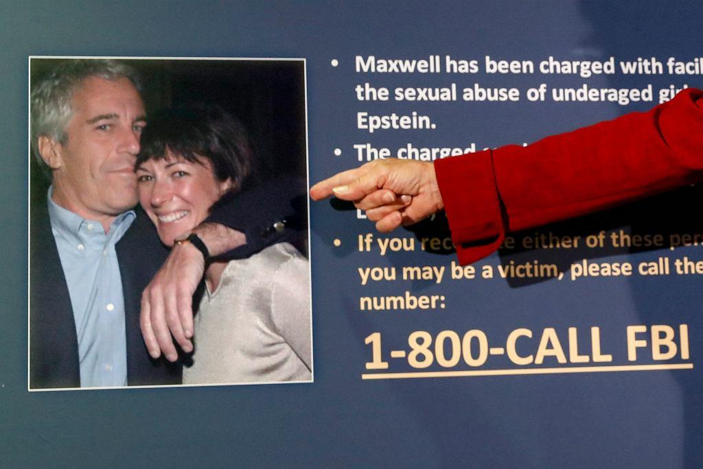 Ghislaine Maxwell aresztowana