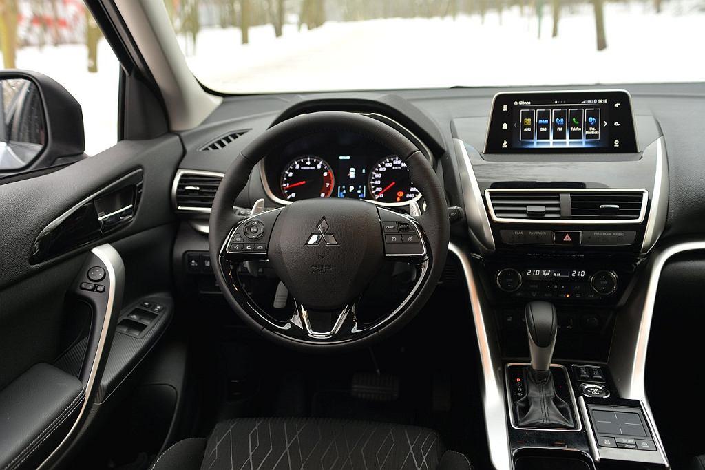 Mitsubishi Eclipse Cross 1.5 CVT AWD