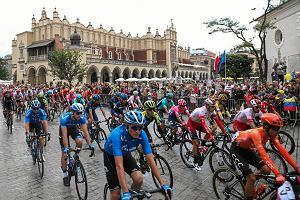 I etap Tour de Pologne za nami! Polak z koszulką lidera klasyfikacji najaktywniejszego