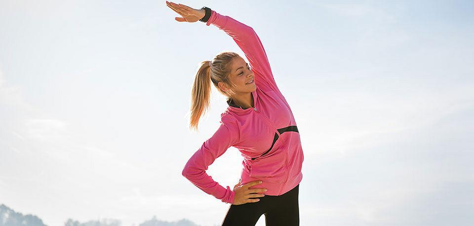 Bieg dla Kobiet 2013 - bieganie w imię profilaktyki raka piersi