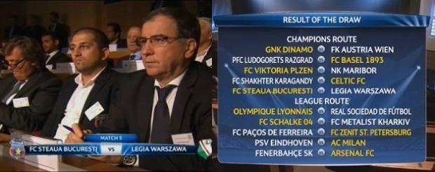 Liga Mistrzów. Milan z PSV o fazę grupową [WSZYSTKIE PARY]