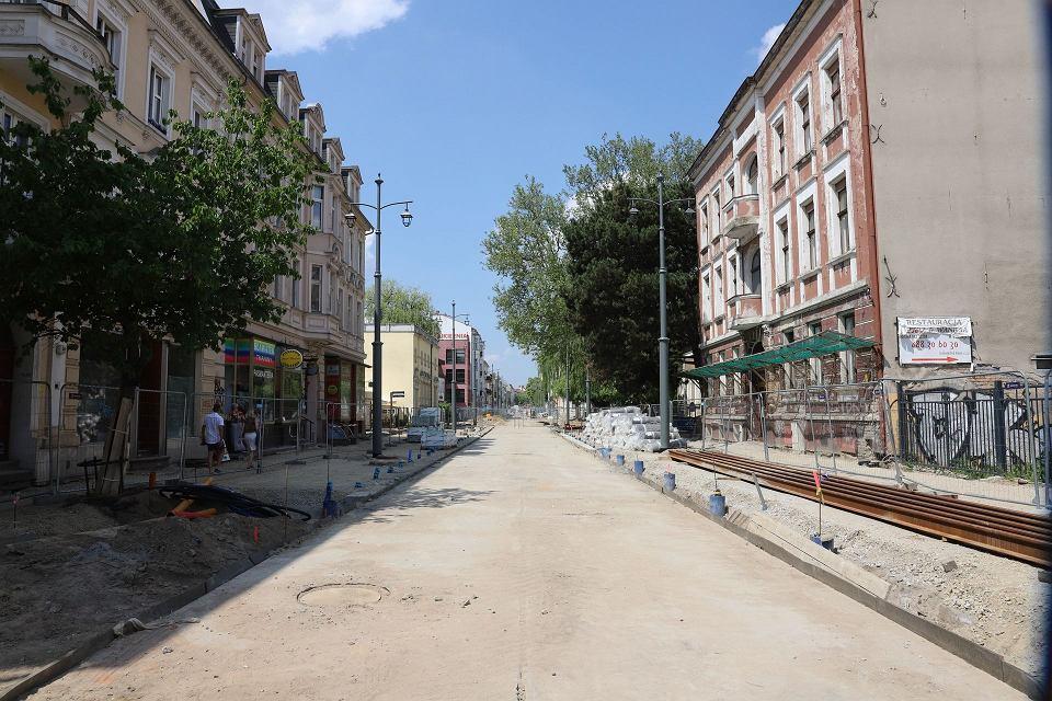 Zdjęcie numer 14 w galerii - Wielka przebudowa w centrum Gorzowa trwa już rok. Co się ostatnio zmieniło?