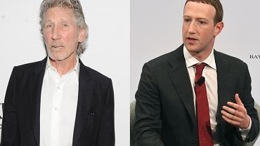 Roger Waters, Mark Zuckerberg