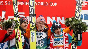 Anders Bardal, Severin Freund i Kamil Stoch