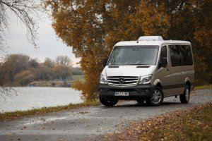 Mercedes Sprinter 3.0 CDI - test Moto.pl