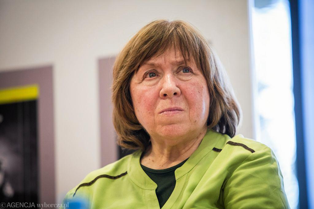 Swietlana Aleksijewicz