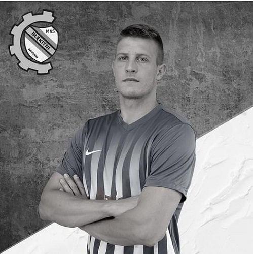 Tragiczna śmierć Bartosza Nowaka, piłkarza Błękitnych Wronki