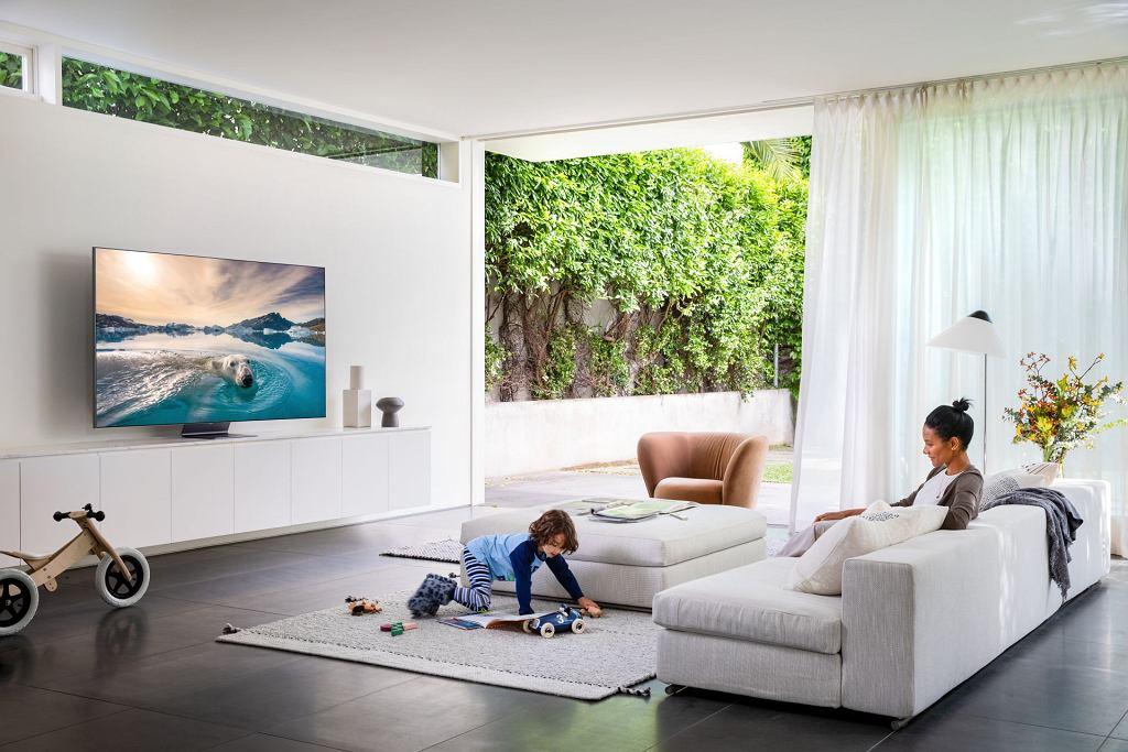 Telewizory QLED cieszą się coraz większą popularnością