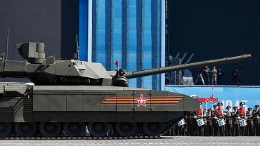 T-14 Armata i problemy z przejazdem przez Plac Czerwony