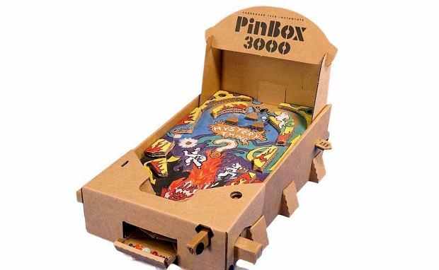 Cardboard Teck PinBox 3000