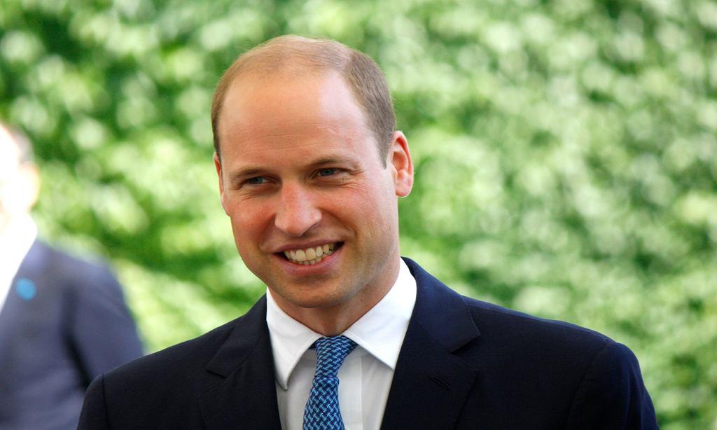 Książę William reaguje na rasizm