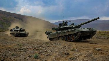 Jeden z najbardziej udanych rosyjskich programów modernizacyjnych to masowe unowocześnienie radzieckich czołgów T-72