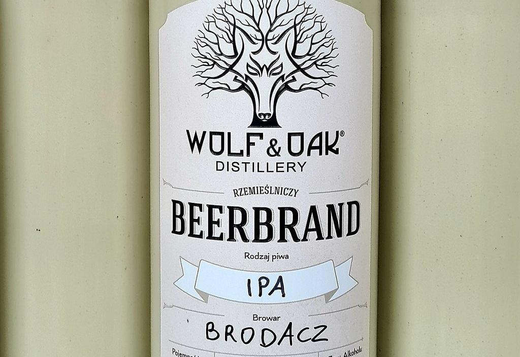 Wódka o smaku piwa? Takie rzeczy tylko w Polsce