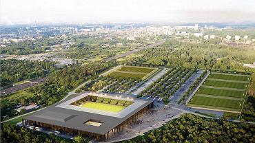 Tak ma wyglądać nowy stadion w Katowicach