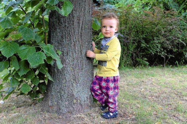 Kostek Grabowski, 28 miesięcy