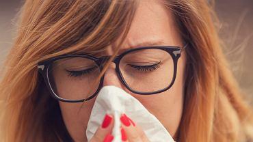 Wiosenne przesilenie sprzyja infekcjom