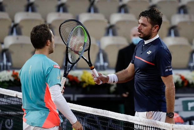 Sensacja! Tenisista nr 239 w rankingu ATP pokonał byłego mistrza Roland Garros! A Nadal gromi