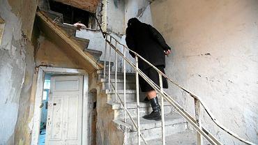W domu przy ul. Grochowej pani Katarzyna mieszka od urodzenia