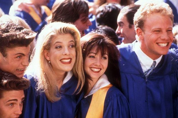 Tori Spelling w 'Beverly Hills, 90210'