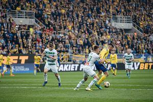 Szalone derby Arka - Lechia! Wyrównujący gol padł w setnej minucie!