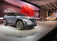 Nissan Ariya Concept pokazany w Tokio. U progu nowej ery