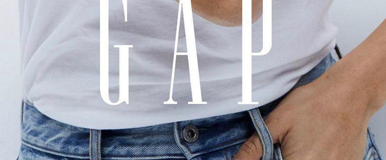 Wielka wyprzedaż marki Gap! Wygodne i porządne ubrania za ułamek ceny
