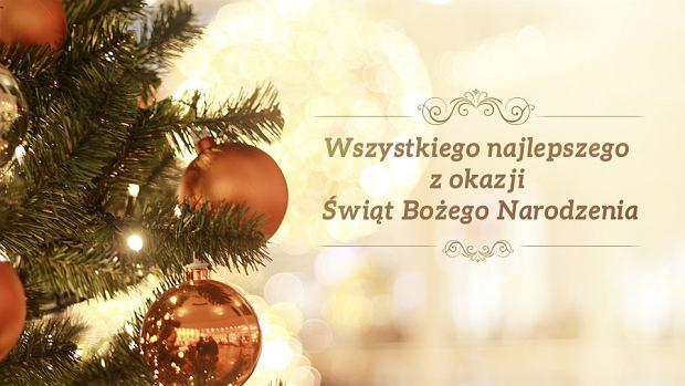 Wigilia - choinka, życzenia świąteczne, tradycyjne potrawy wigilijne.  Esencja świąt.