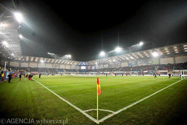 Stadion w Gliwicach