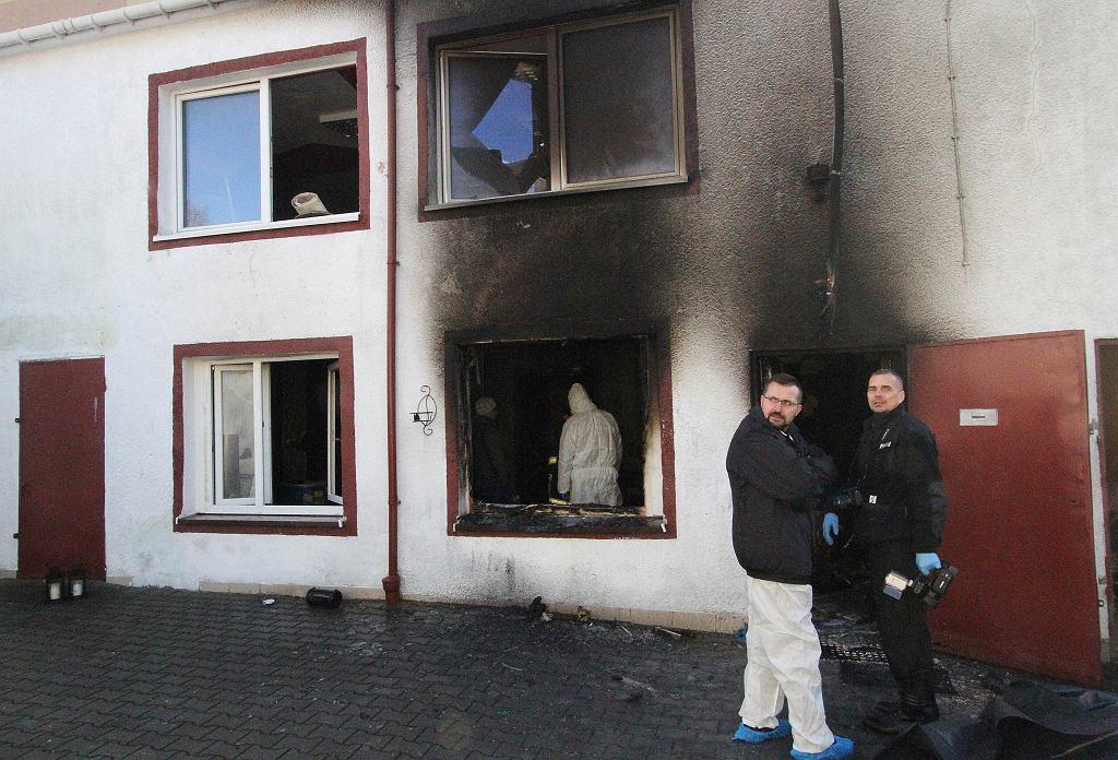 Tragiczny pożar escape roomu w Koszalinie