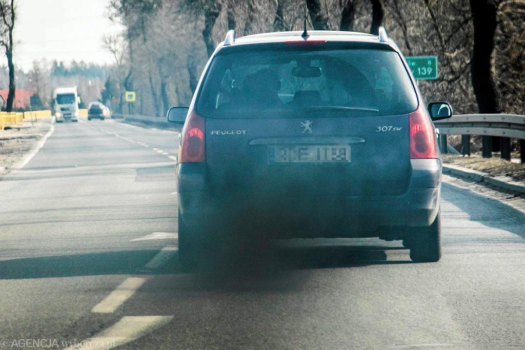 Wielka Brytania: Bristol mówi 'nie' samochodom z silnikiem Diesla w centrum miasta (zdjęcie ilustracyjne)