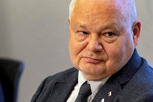 Glapiński o NBP: To jedno z lepszych i fajnych miejsc pracy w Polsce. Znów wbił szpilę Gowinowi
