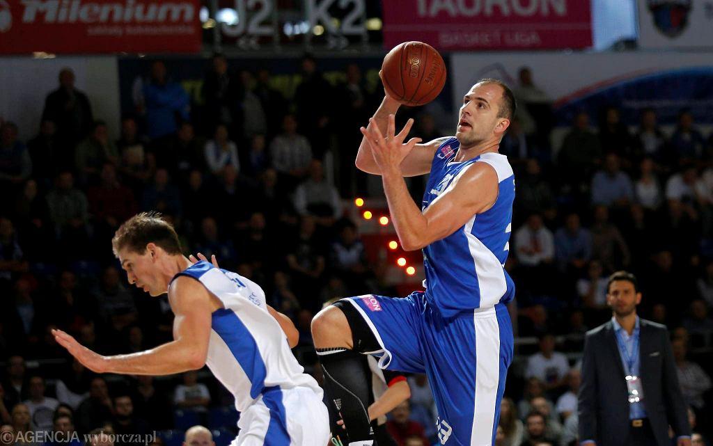 Szymon Szewczyk z AZS