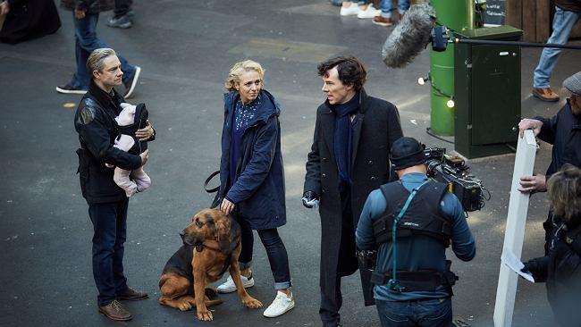 """Serial """"Sherlock"""". Cumberbatch depcze po piętach Harry'emu Potterowi"""
