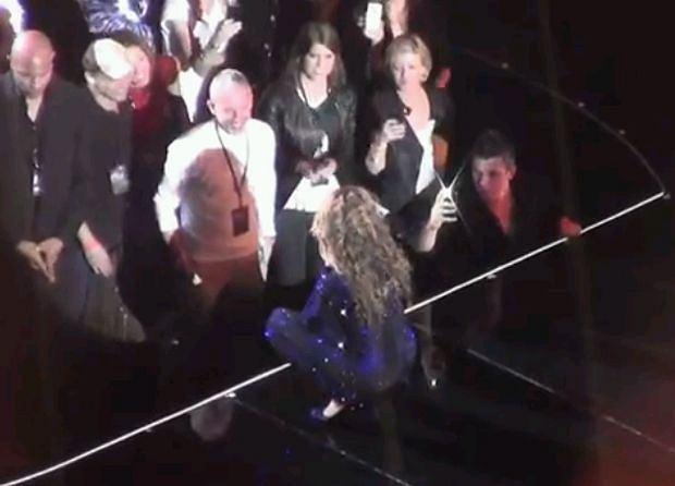 Beyonce, księżniczka Eugenia