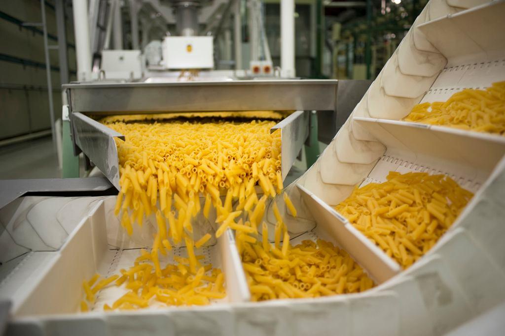 fabryka makaronów