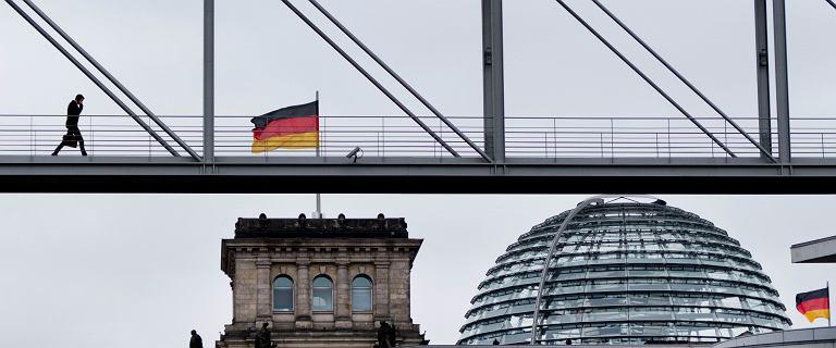 Niemiecka gospodarka zwalnia. Są nowe dane. Najgorszy rok od pięciu lat