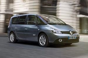 Renault Espace po liftingu | Galeria